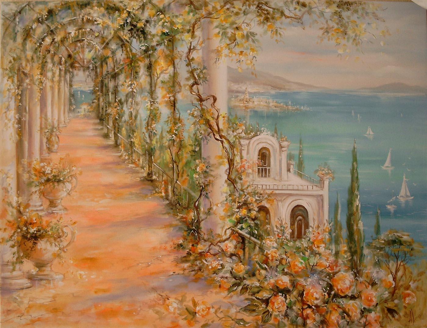 Mediterrane Gemälde index mediterrane malerei
